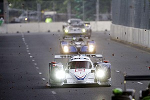 ALMS Race report Dyson Racing: Seeing red in Baltimore