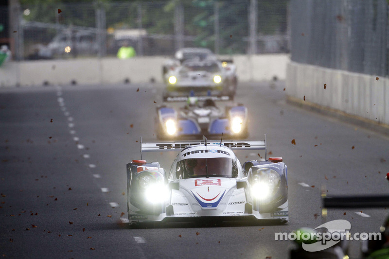 Dyson Racing: Seeing red in Baltimore