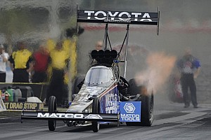 NHRA Qualifying report Brown, Hagan, Edwards and Arana secure No. 1 qualifying positions at U.S. Nationals