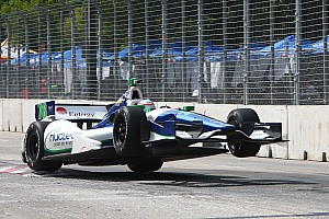 IndyCar Race report KV Racing Technology's Simona de Silvestro finishes fifth at Grand Prix of Baltimore