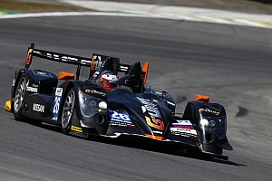 WEC Race report Victory for Nissan partner Team G-Drive Racing in Brazil
