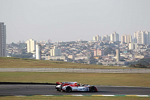 WEC Race report Top four spot for Greaves Motorsport in 6 Hours of São Paulo