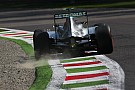 Hamilton and Rosberg finished FP2 for Italian GP in sixth and seventh positions
