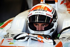 Formula 1 Qualifying report Sutil handed three-place grid penalty for impeding Hamilton