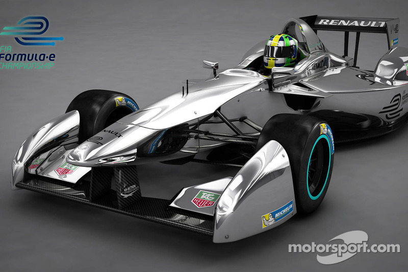 Qualcomm becomes Founding Technology Partner of FIA Formula E Championship