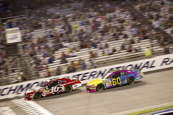 No. 60 team finishes 20th in Richmond