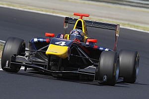 Formula V8 3.5 Testing report Carlos Sainz excels in Budapest