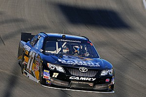 NASCAR XFINITY Race report Kligerman posts ninth top-10 finish of 2013 at Chicagoland