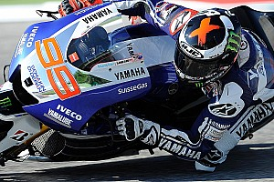MotoGP Race report Lorenzo delivers with masterful Misano victory