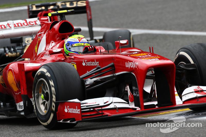 Massa 'in contact with McLaren'