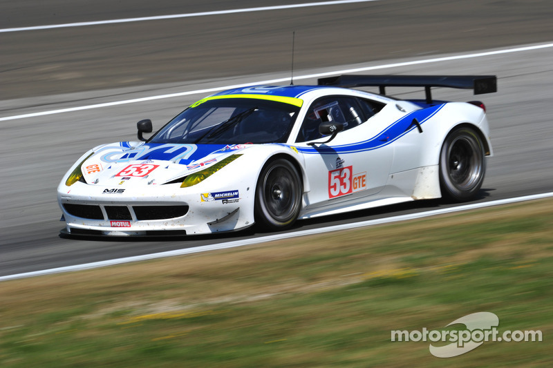 Tricky weather spoils Hungary for Montecalvo and Jeannette