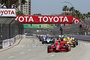 IndyCar Commentary Montoya? Why not Hinch? Bourdais? Kanaan?