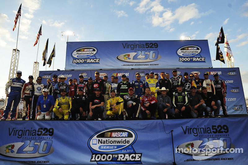 Nationwide stays with NASCAR but ends series sponsorship