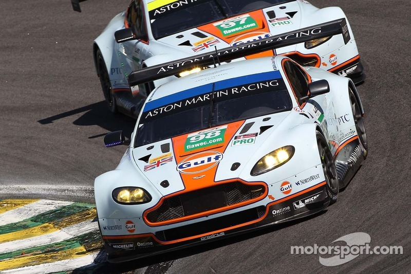 Aston Martin heads to Circuit of the Americas as WEC leaders