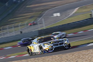 Endurance Qualifying report Top six on the grid for Marc VDS at the Nürburgring