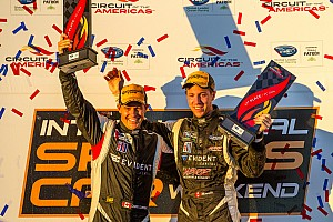 ALMS Race report BAR1 Motorsports' Marcelli and Cumming win at Austin