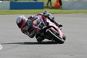 World Superbike Qualifying report Canepa and Team SBK Ducati Alstare qualify second for tomorrow's Superpole at Laguna Seca