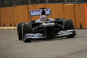 Formula 1 Preview Williams' drivers Maldonado and Bottas ready for Korea challenge