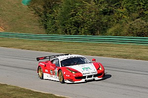 ALMS Preview Sweedler and Bell ready for VIR
