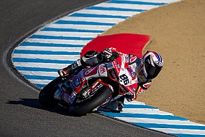 World Superbike Qualifying report Room for improvement for Team SBK Ducati Alstare at Magny-Cours