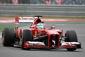 Formula 1 Race report Alonso and Massa in the top ten at Korea