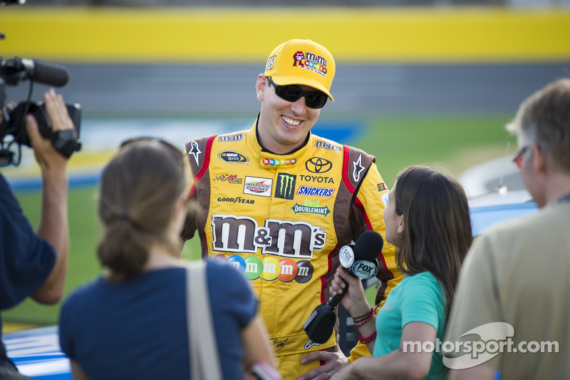 Payback from Brad Keselowski wouldn't surprise Kyle Busch
