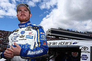 NASCAR Cup Breaking news Vickers to miss remainder of 2013 season