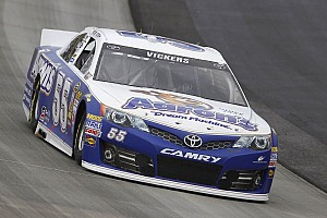 NASCAR Cup Vickers blood clot ends his season as MWR cuts staff