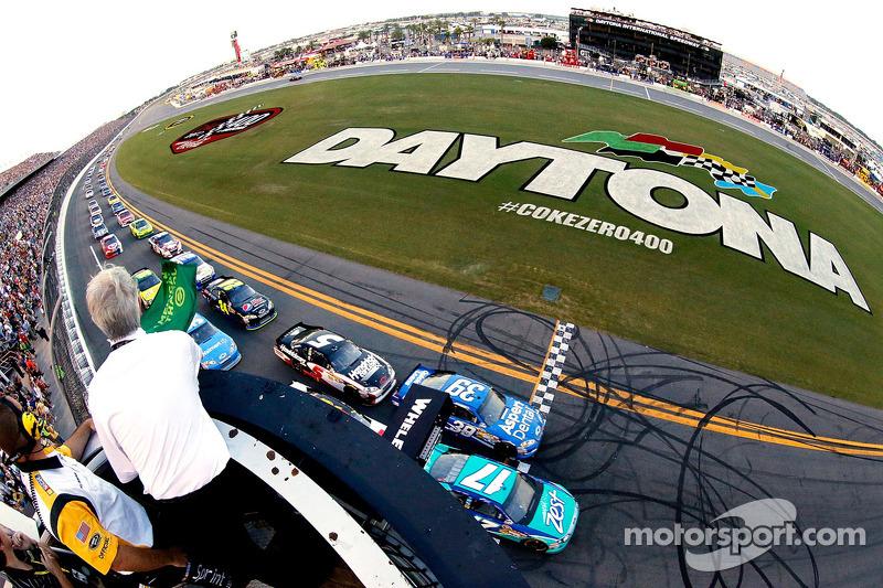 NASCAR announces 2014 NASCAR Cup Series schedule