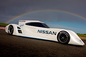 Le Mans Breaking news Nissan ZEOD RC makes public debut in Japan this weekend