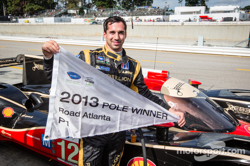Rebellion Racing on pole position for 16th Petit Le Mans