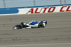 IndyCar Race report Tony Kanaan finishes on podium in final race