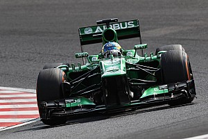 Formula 1 Preview Giedo van der Garde and Charles Pic on Indian GP