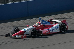 IndyCar Breaking news Justin Wilson heads home
