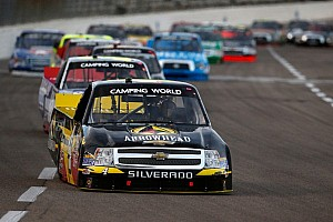 NASCAR Truck Preview Is third time a charm for Burton?