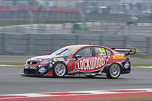Supercars Practice report Coulthard:  I'll put it together
