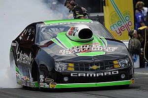 NHRA Qualifying report J.Force, Langdon, Edwards and Arana Sr. take top qualifying spots at Las Vegas