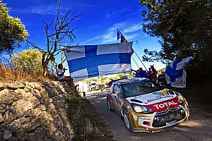 WRC Race report Hirvonen claims podium spot in Spain