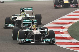 Formula 1 Preview Nico Rosberg and Lewis Hamilton eager for a twilight race at Abu Dhabi