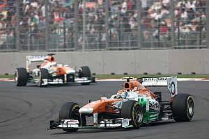 Formula 1 Breaking news Chilton could block Hulkenberg's Force India return