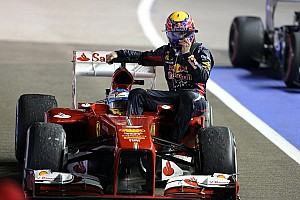 Formula 1 Breaking news Webber admits Ferrari switch was 'very close'