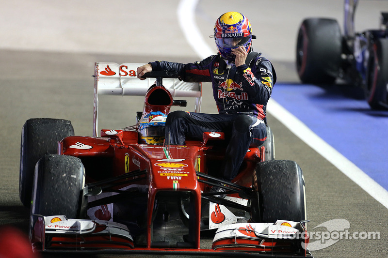Webber admits Ferrari switch was 'very close'
