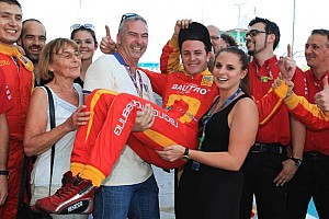 GP2 Interview Fabio Leimer - thoughts of a champion
