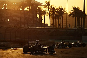 Formula 1 Race report Sauber finished out of the points on the Abu Dhabi GP