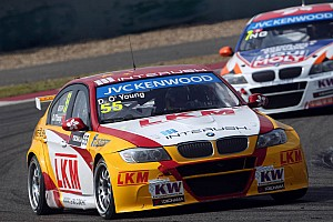 WTCC Race report O'Young remains 6th in independents