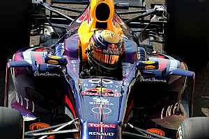 Formula 1 Breaking news Vettel tells Newey to forget yachting