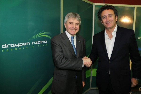 Drayson Racing sets three Electric World Land Speed Records