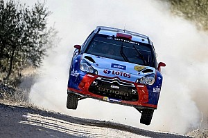 WRC Preview Kubica teams up with Hirvonen and Sordo on the Wales Rally GB