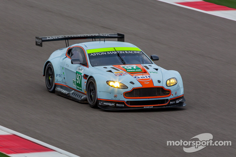 6 Hrs Shanghai: Aston Martin and Ferrari victorious at the finish