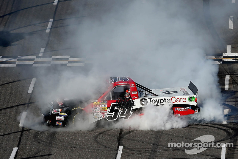 Toyota takes sixth NASCAR Truck series manufacturers' title